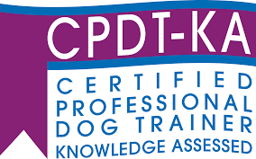 certified professional dog training